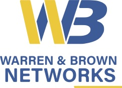 WB NETWORKS logo - 1 - main vertical